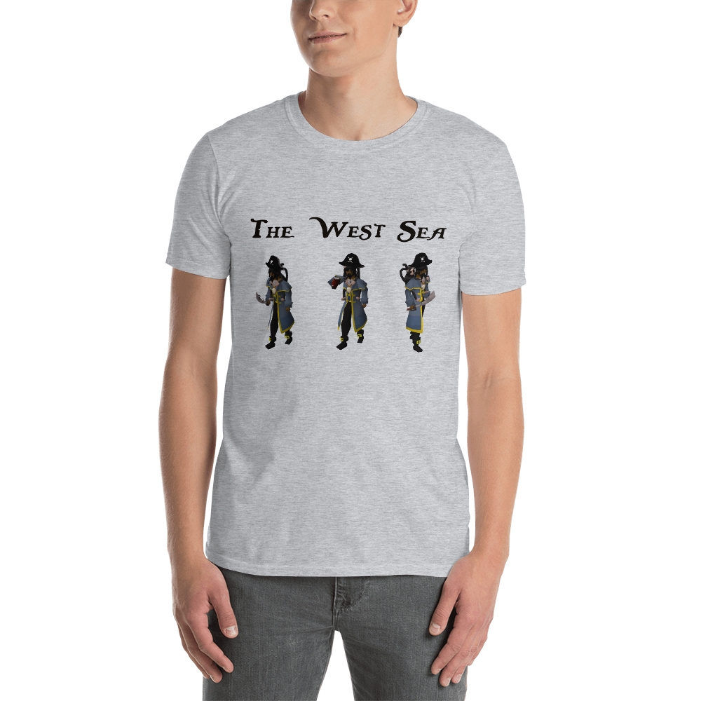 The West Sea Tee - StandUpGuyLive