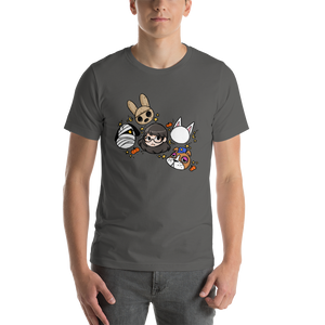Animal Spoop Premium Tee