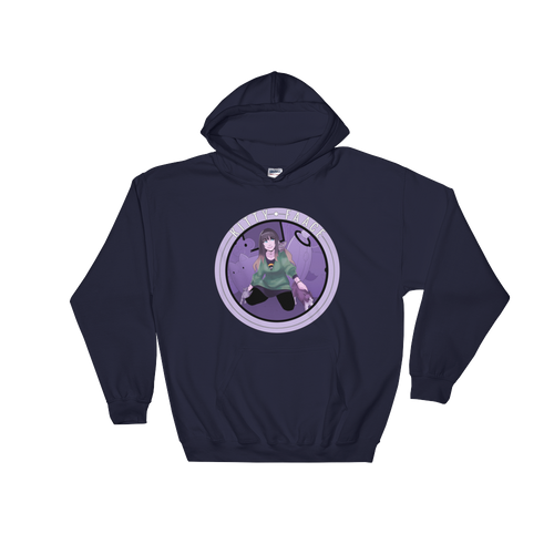 KittyFaace Illustration Hoodie