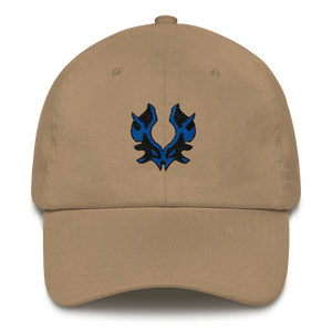 Moosixer Blue Antler Dad Hat