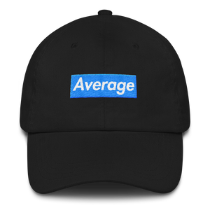 Average Box Dad Hat