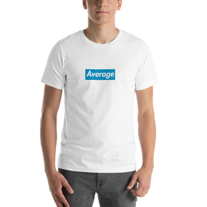 Customizable Average Box Tee