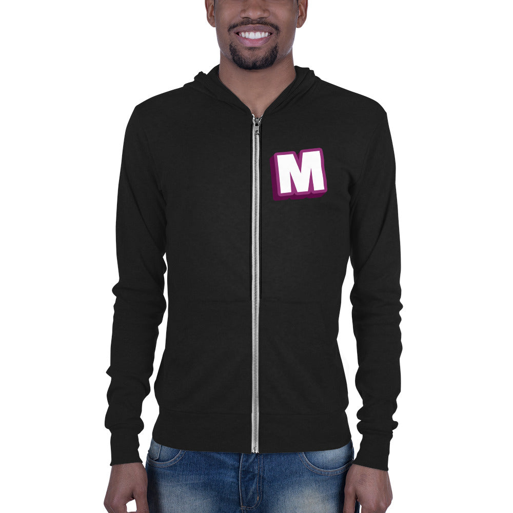 The M Light Hoodie