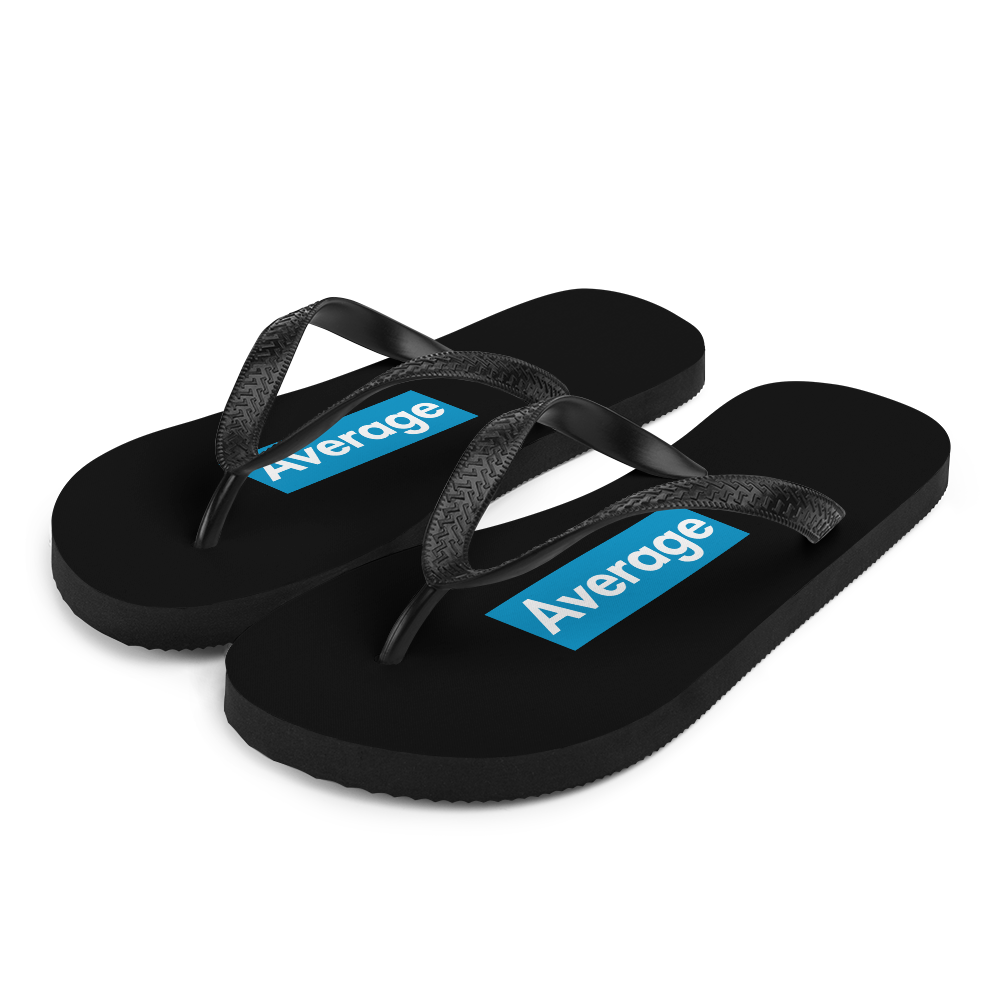 Average Box Flip-Flops