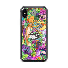 Forest Friends iPhone Case