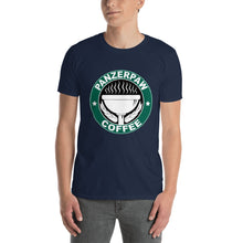 PanzerPaw Coffee Basic Tee