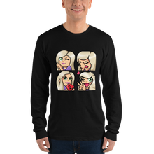 Emotes Long Sleeve - heartsandcotrollers