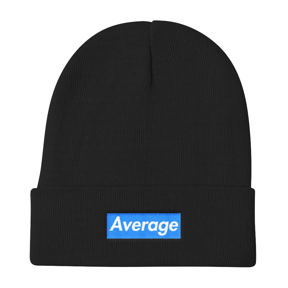 Average Box Beanie