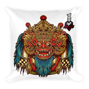 Ancient Mask Pillow