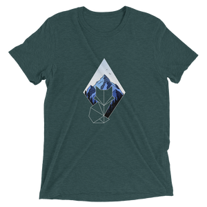 Diamond Fox Outline Tee