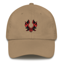 Moosixer Red Antler Dad Hat