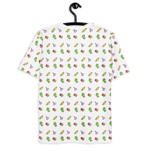Candy All-Over Tee - Sunny