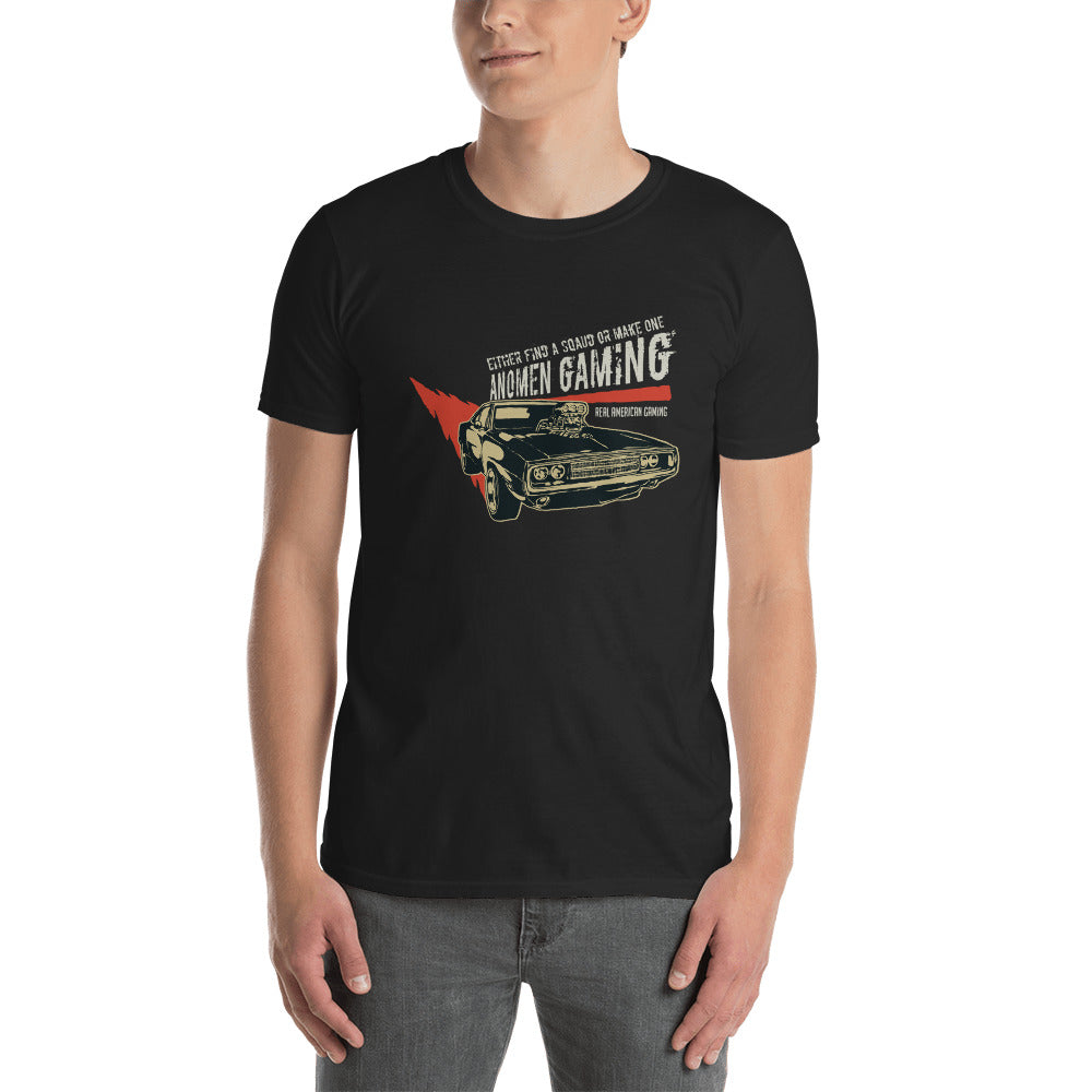 Racing Muscle Car Basic Tee
