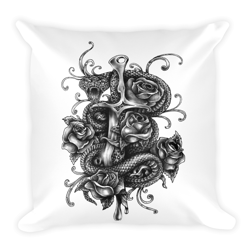 Snake Bite Pillow
