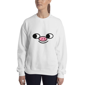 MissBaffy Face Unisex Sweatshirt