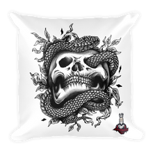 Skull Nest Pillow