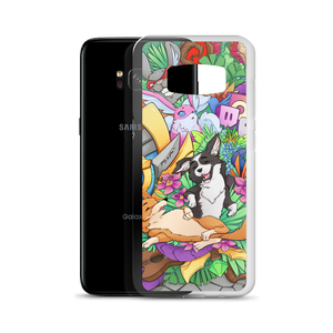 Forest Friends Samsung Case