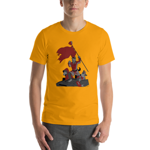 PanzerPaw Call to Arms Premium Tee