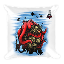 Undersea Explorer Pillow