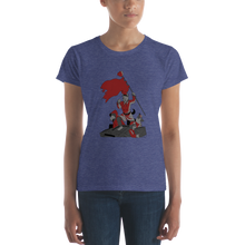 PanzerPaw Call to Arms Ladies Tee