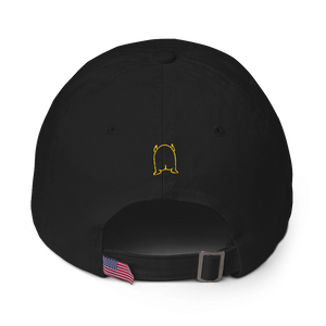Monster Hat Yellow - TayderTot