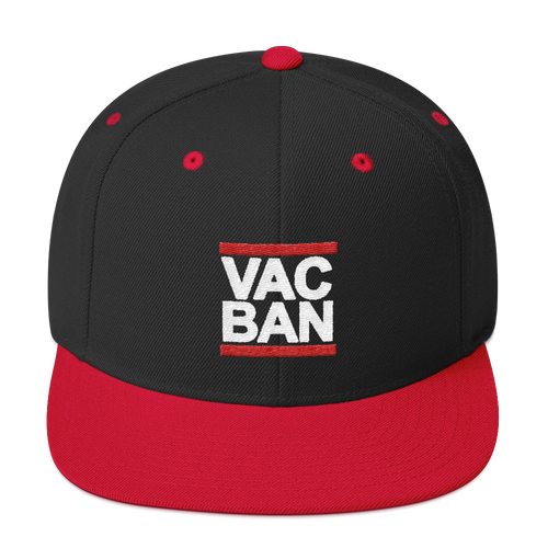 VAC BAN Colored Snapback