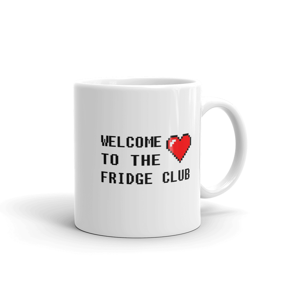 Fridge Club Mug