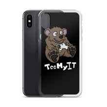 Tec Bear iPhone Case