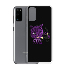 Load image into Gallery viewer, KittyChaos Logo Samsung Case