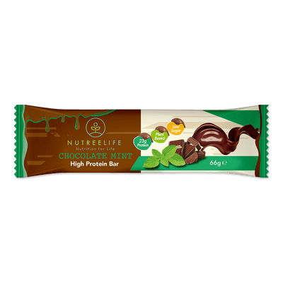 Chocolate Coated Protein Bars - Box of 12