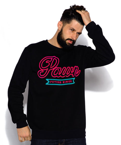 Neon Sign Sweatshirt