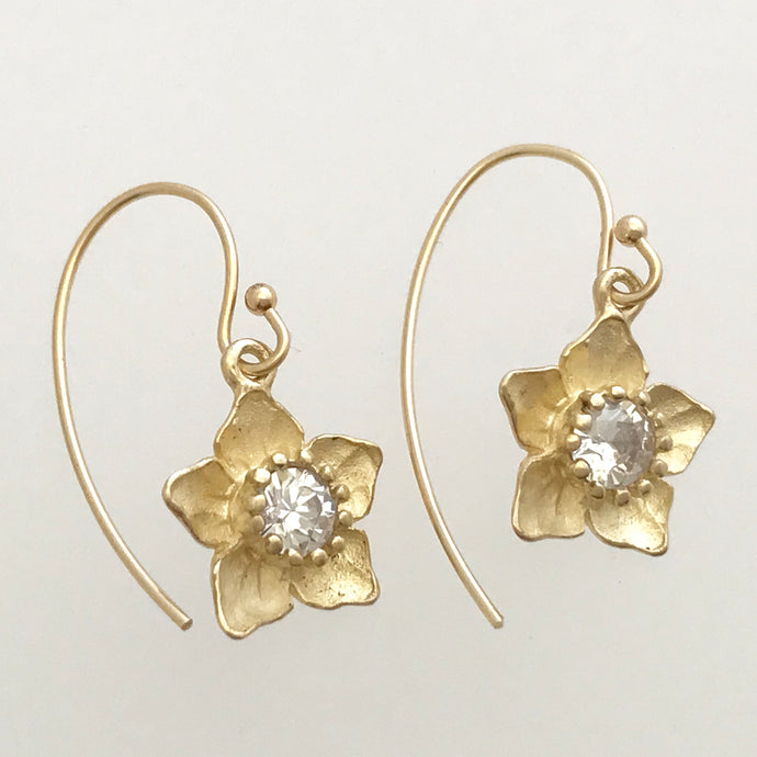 Daffodils earrings