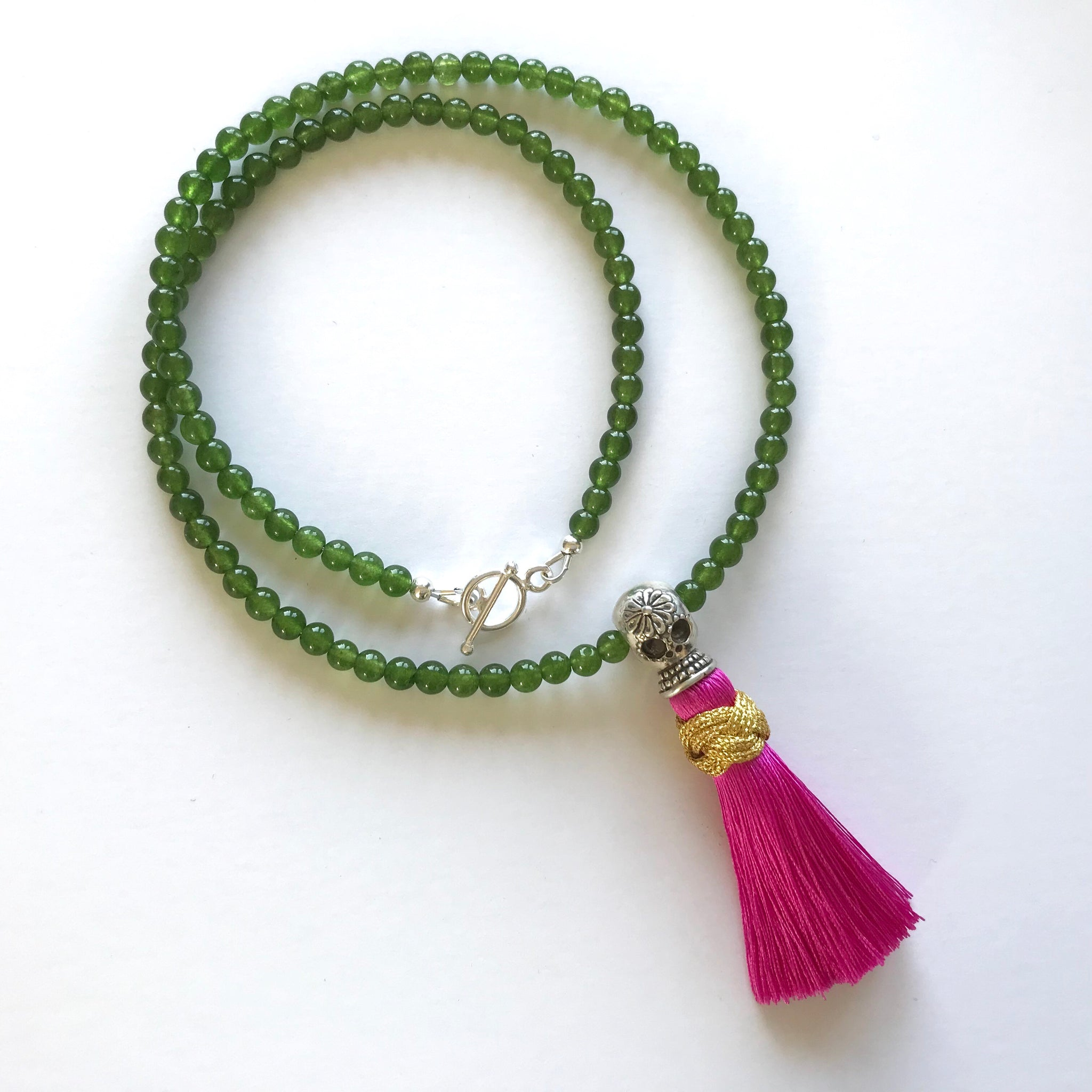 toggle watches link jewelry shipping free product overstock thailand and necklace beads handmade seashells jade chunky today