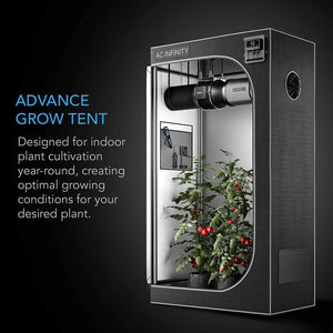 AC Infinity Grow Tents AC Infinity CLOUDLAB 866 Advance 5' x 5' Grow Tent