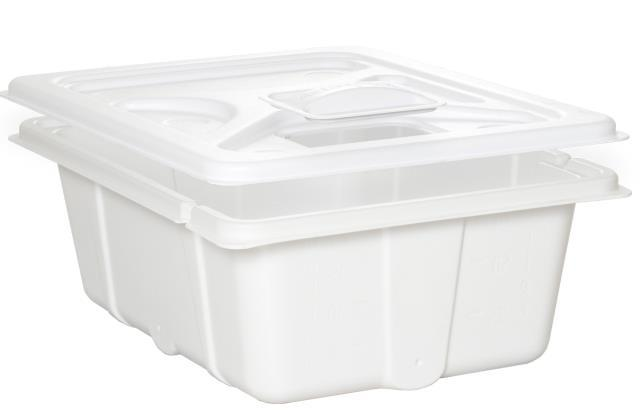 Active Aqua Hydroponics 20 Gallon Active Aqua Water Reservoir Kits - White