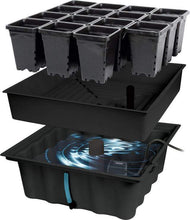 Load image into Gallery viewer, Active Aqua Hydroponics Active Aqua MegaGarden Ebb & Flow Hydroponic System (No Media)