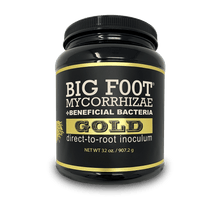 Load image into Gallery viewer, Big Foot Mycorrhizae Nutrients 32 oz. - $220.00 Big Foot Mycorrhizae GOLD