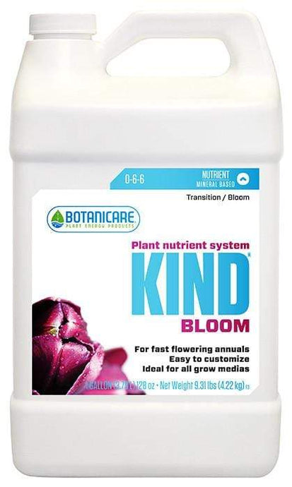 Botanicare Nutrients 1 Gallon Botanicare Kind Bloom
