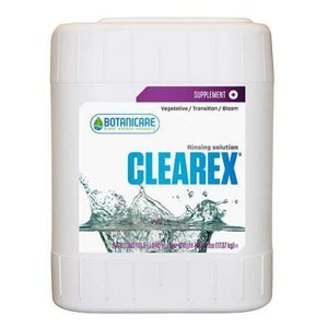 Botanicare Nutrients Botanicare Clearex - Salt Leaching Solution