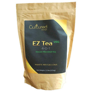 Cultured Biologix Nutrients Cultured Biologix EZ Tea Veg