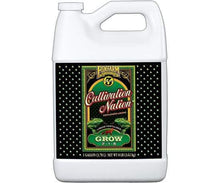 Load image into Gallery viewer, Fox Farm Nutrients 1 Gallon Fox Farm Cultivation Nation Grow