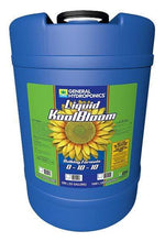Load image into Gallery viewer, General Hydroponics Nutrients 15 Gallon General Hydroponics Liquid Koolbloom