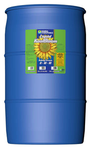 General Hydroponics Nutrients 55 Gallon General Hydroponics Liquid Koolbloom