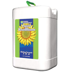 General Hydroponics Nutrients 6 Gallon General Hydroponics Liquid Koolbloom