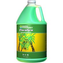 Load image into Gallery viewer, General Hydroponics Nutrients General Hydroponics FloraGro