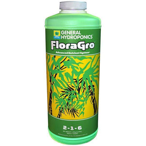 General Hydroponics Nutrients General Hydroponics FloraGro