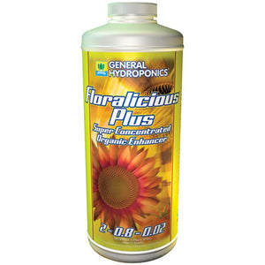 General Hydroponics Nutrients General Hydroponics Floralicious Plus