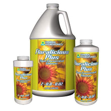 Load image into Gallery viewer, General Hydroponics Nutrients General Hydroponics Floralicious Plus