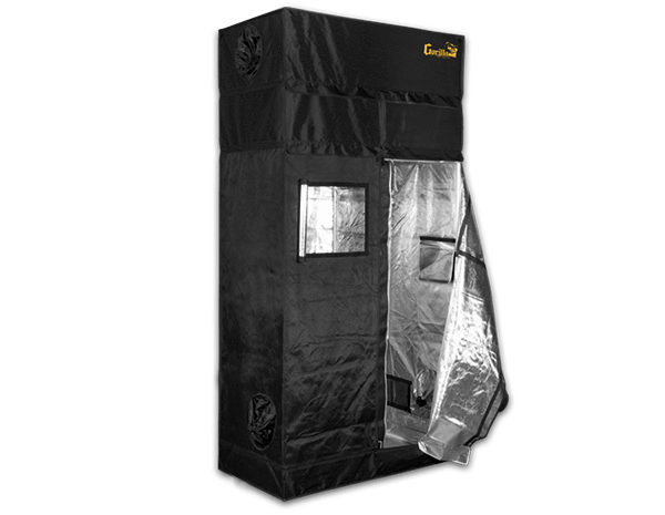 Gorilla Grow Tent Grow Tents Gorilla Grow Tent 2' x 4' Heavy Duty Grow Tent