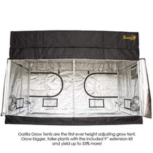 Load image into Gallery viewer, Gorilla Grow Tent Grow Tents Gorilla Grow Tent Shorty 4' x 8' Grow Tent